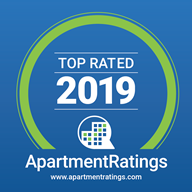 Top Rated 2019 Apartment Ratings Award